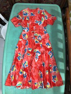 Fun Terno Dress