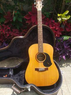 Gitar Maton Coopers Edition 2016 52 Of 60 Limited Edition