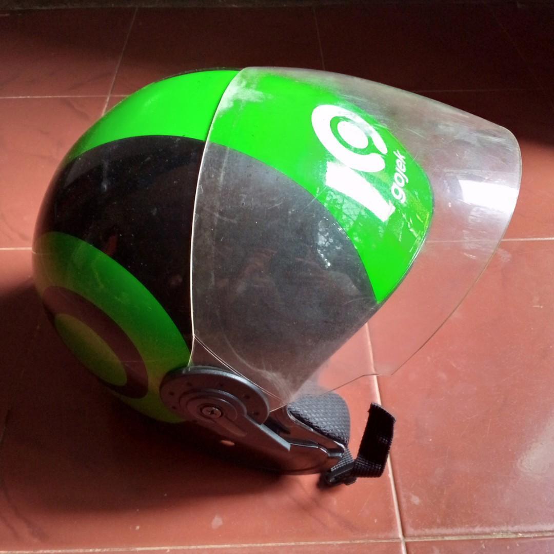 Helm gojek original