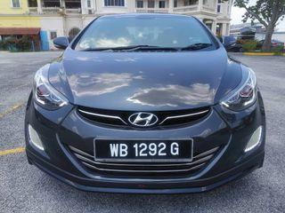 Hyundai Elantra 1.8 Gls SPORT AUTO