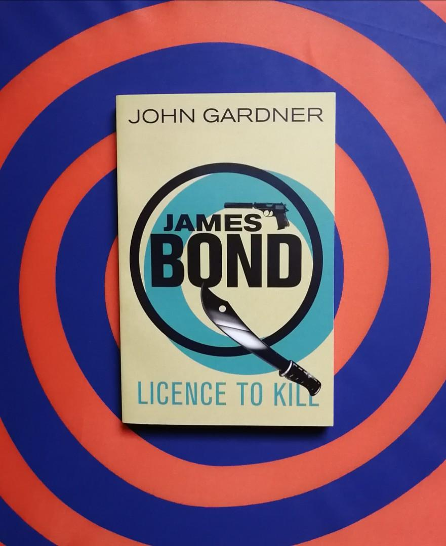 James Bond: License To Kill book