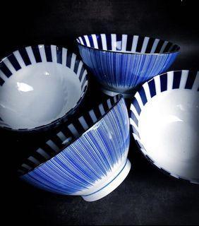 Japan Ceramics Ramen Bowl