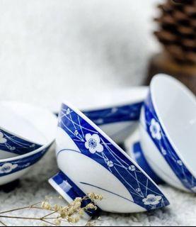 Japan Ceramics Rice Bowl