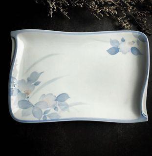 Japan Ceramics Sushi Plate