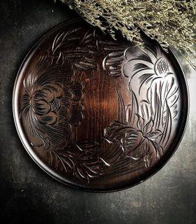 Japan Wooden Tray