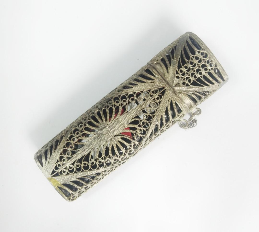 Lighter case.case korek.korek jadul.Vintage