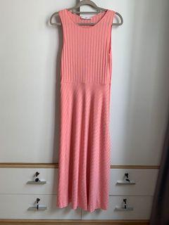 Mango long dress