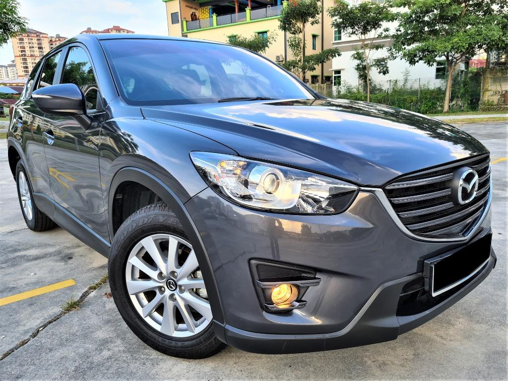 Mazda CX-5 2.0 SKYACTIV-G GLS SUV [50K KM][FULL MAZDA SERVICE RECORD][LIKE BRAND NEW][CAR KING]