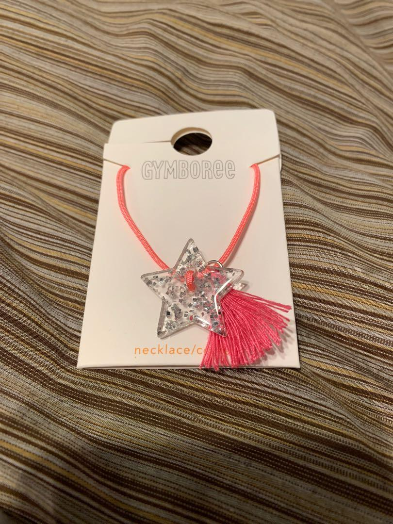 NWT New Gymboree necklace