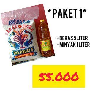 Paket Miras 1