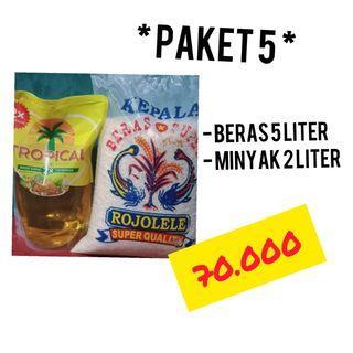 Paket Miras 5