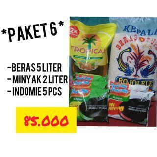 Paket Miras 6