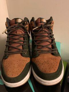 Premium Nike SB dunk HIGH HG QS