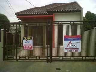 Regensi Melati Mas Blok C12-24, Serpong Utara Tangerang Selatan