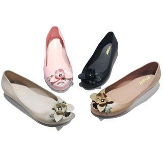 Sepatu Jelly Bara-Bara Size Besar - FREEONG JABODETABEK