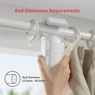 SwitchBot Curtain - electric curtain, smart curtain