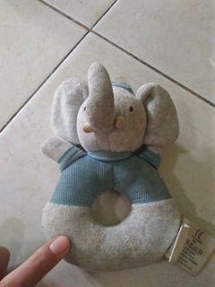 Serbu!!! Serba 5rb.Teether Gajah  Meiya & Alvin