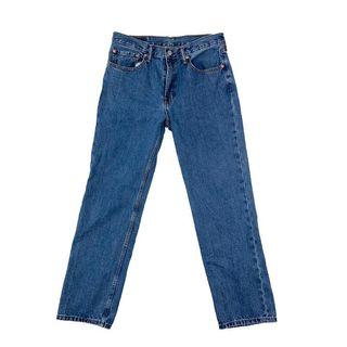 VINTAGE LEVIS 516 STRAIGHT HIGH WAISTED MOM JEANS