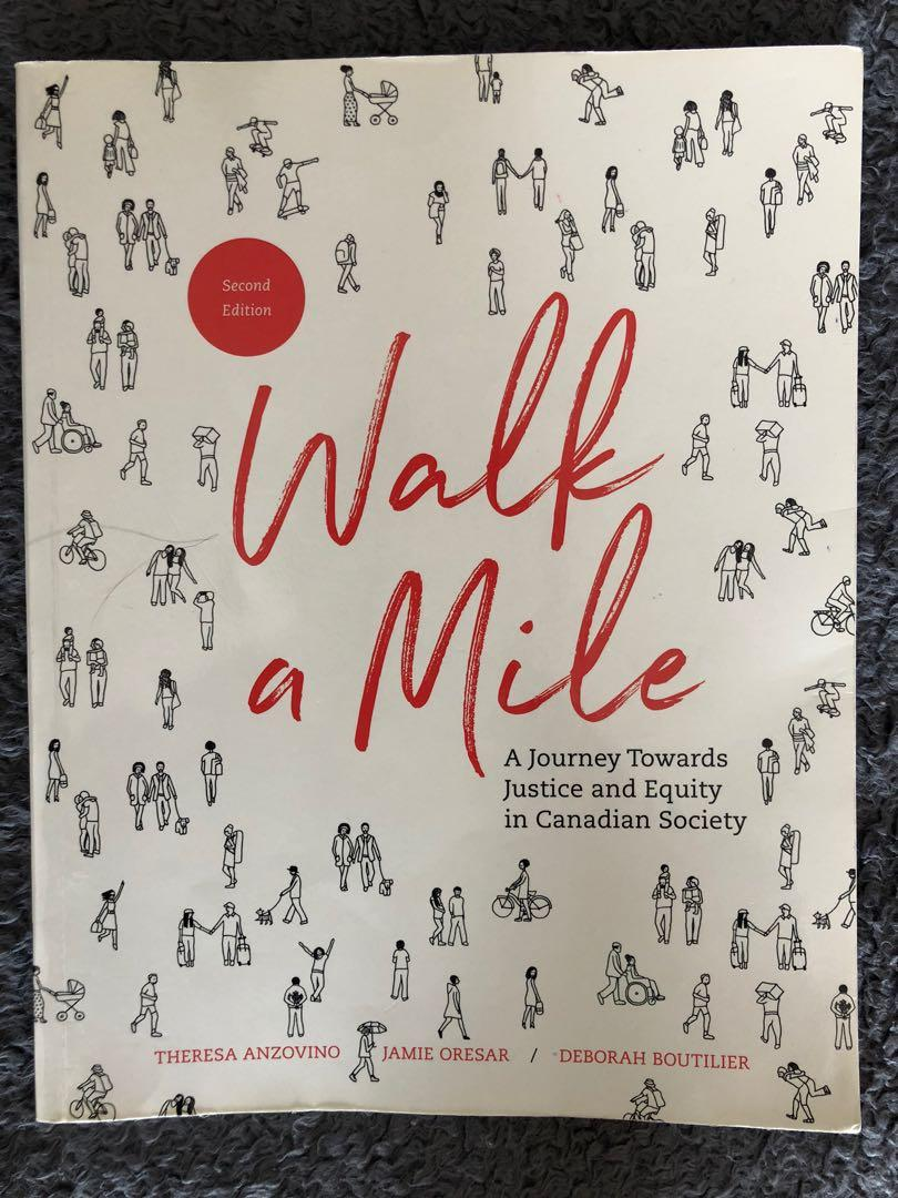 Walk a mile textbook