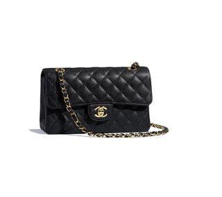 (Pre-order) 2021新款 Chanel Small Classic Handbag sc sc23 23 牛皮