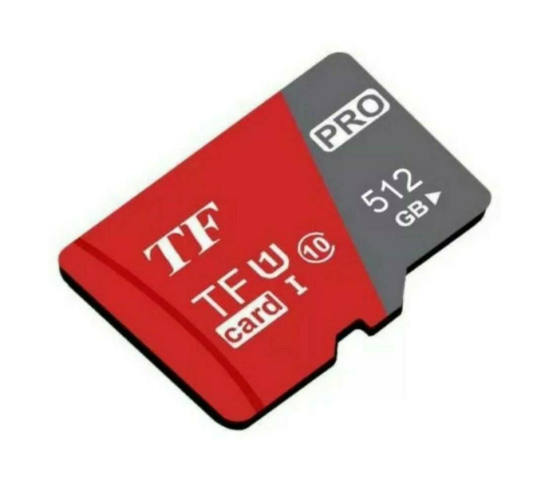 512G全新記憶卡(實寫每秒13MB-15MB,附迷你讀卡器,數量有限)