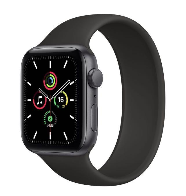 Apple Watch SE 44寸 太空灰(便宜賣了啦!想趕快脫手)