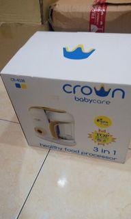 Baby Healthy Food Processor NEW