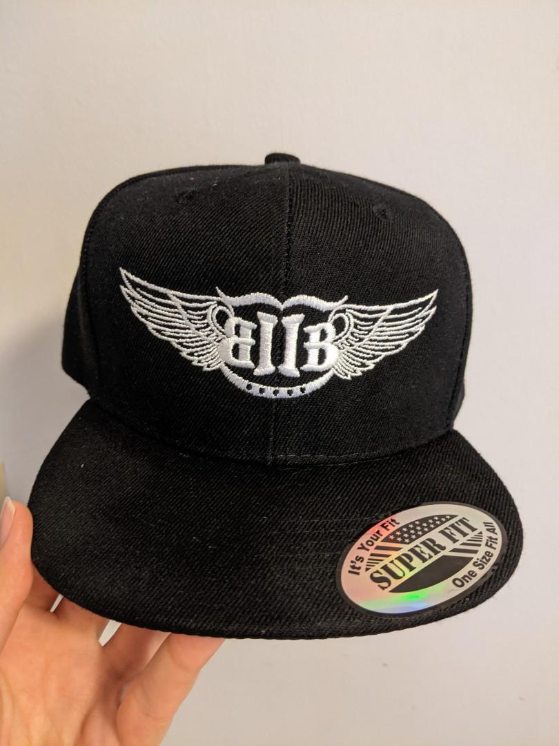 BtoB snapback cap
