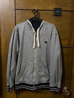 burberry reversible hoodie