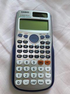 Casio Calculator (fx-991EX plus)