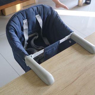 CHEVORY 兒童空中餐椅 安全 極簡 不佔空間