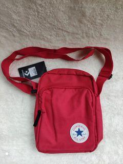 Converse Sling Bag Red