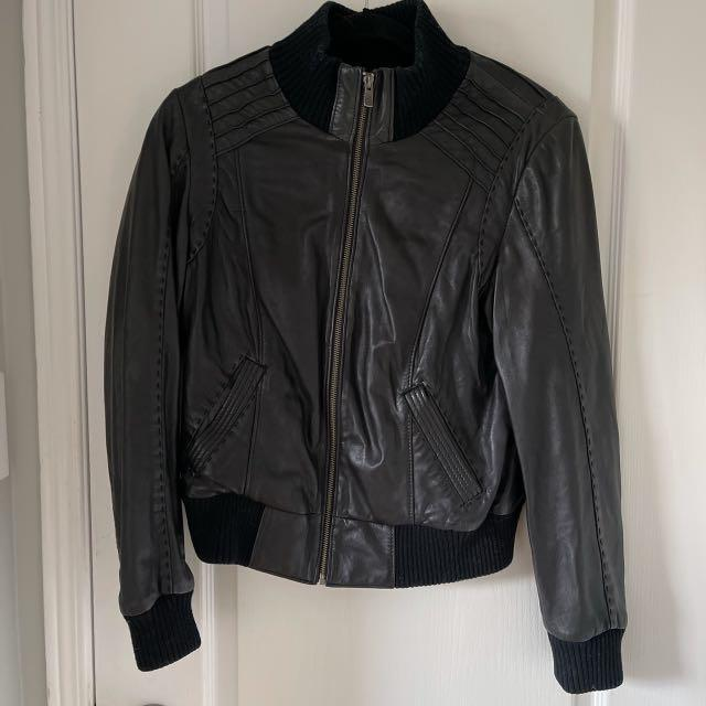 DANIER - LEATHER JACKET