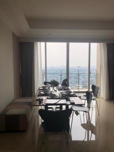 For sale Pondok Indah Residence Apartment 3 + 1 Bedroom Fully Furnished in South Jakarta