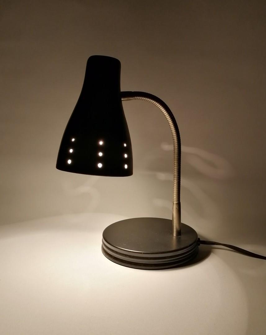 Goose Neck Touch Light Desk Lamp