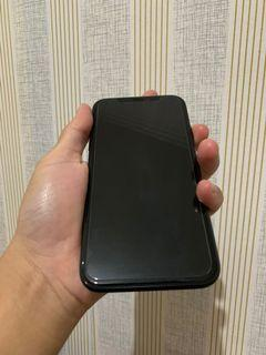 Iphone XR 128gb black ibox garansi 3-4-2022