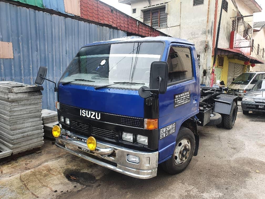 lorry roro