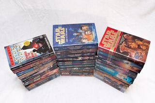 Lot of Star Wars Books