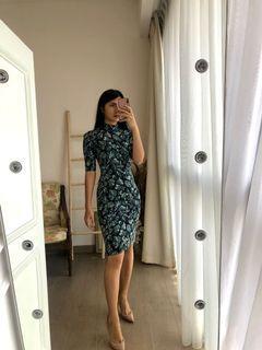 mark&spencer midi dress (S)