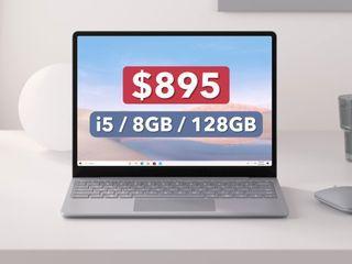 Microsoft Surface Laptop Go (i5/ 8GB RAM/128GB SSD)