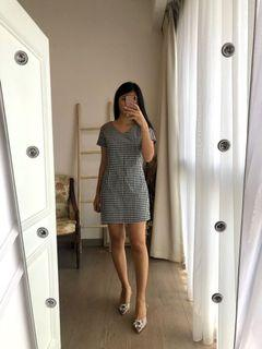 mini dress (M)
