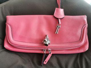 MQUEEN handbag with lock