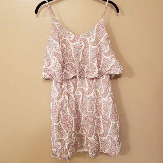 Pink Summer Dress (Free Shipping)