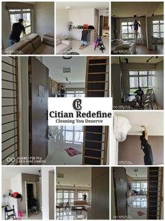 Post Renovation Detail Cleaning / Steam Cleaning Available