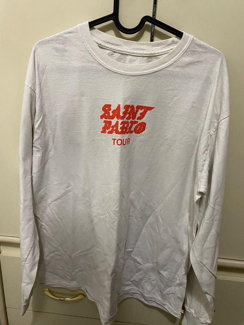 Saint Pablo tour shirt