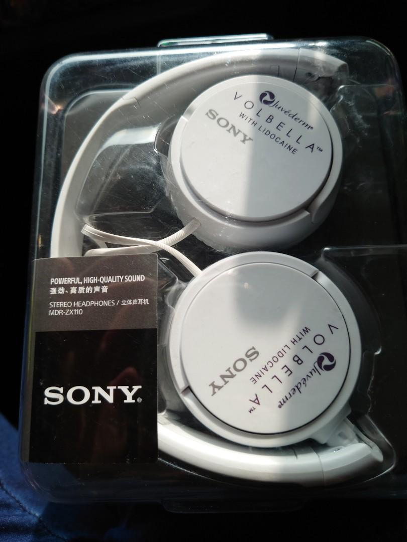Sony mdr-zx110耳機