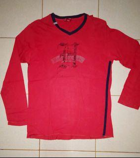 T shirt Lengan Panjang Unisex