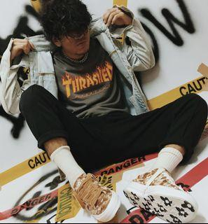 [RESERVED] Thrasher Flame 🔥Authentic🔥