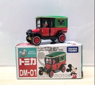 TOMICA 多美小汽車 迪士尼米奇老爺車