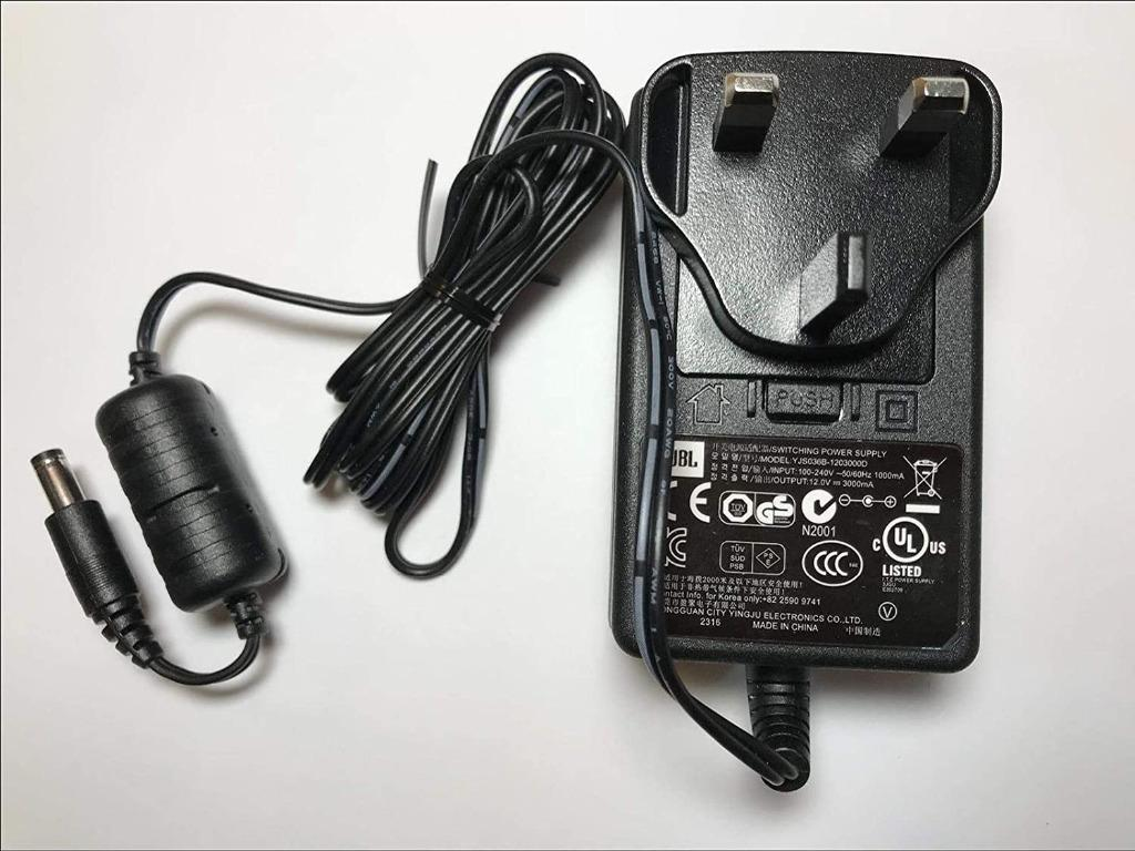 Replacement 9V 2.1A Mains AC-DC Switching Adaptor Power Supply Charger 3.5mm 3.5